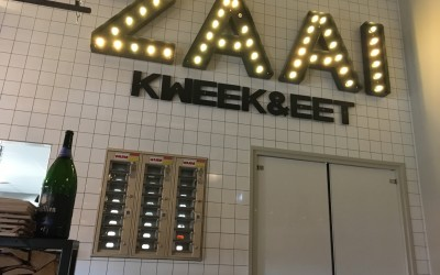 Zaai, Kweek en eet, met Boon.